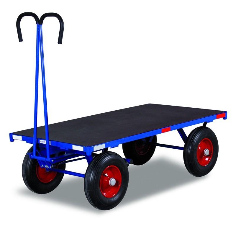 Remorque manuelle, charge 1250 kg