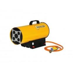 Chauffage air pulsé mobile au gaz propane SOVELOR BLP