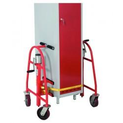 Diable élévateur mécanique, charge 600 kg