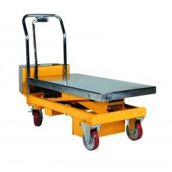 Table élévatrice électrique, charge 500 Kg