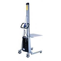 Gerbeur électrique, charge de 100 à 150 kg