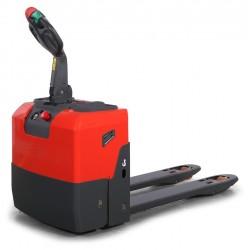 Transpalette électrique, charge 1500 kg