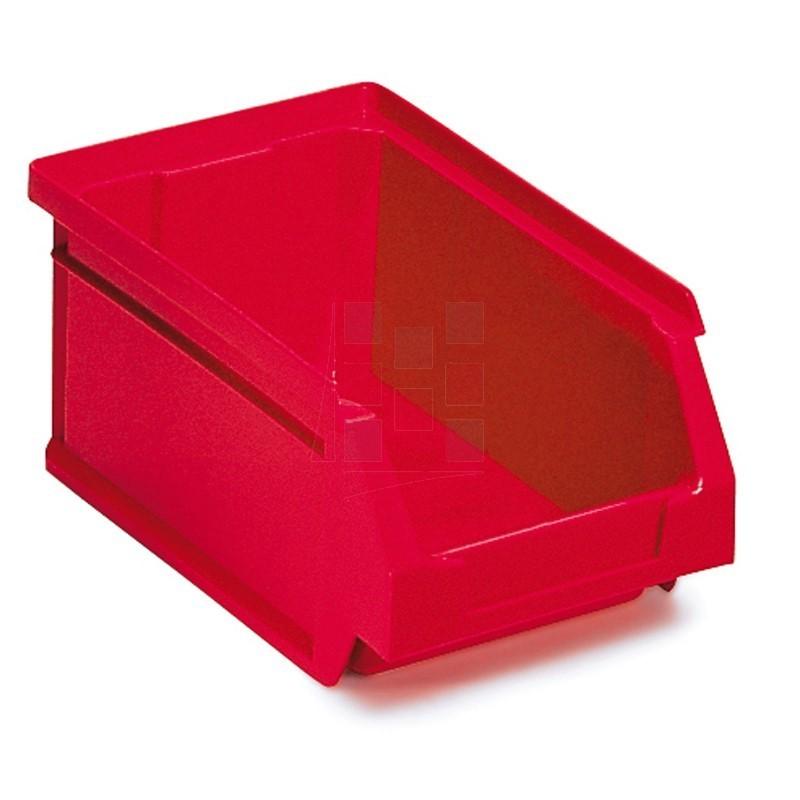 Bacs à bec de 0.8 à 51.3 litres, rouge