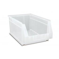 Bacs à bec translucide de 0.8 à 51.3 litres