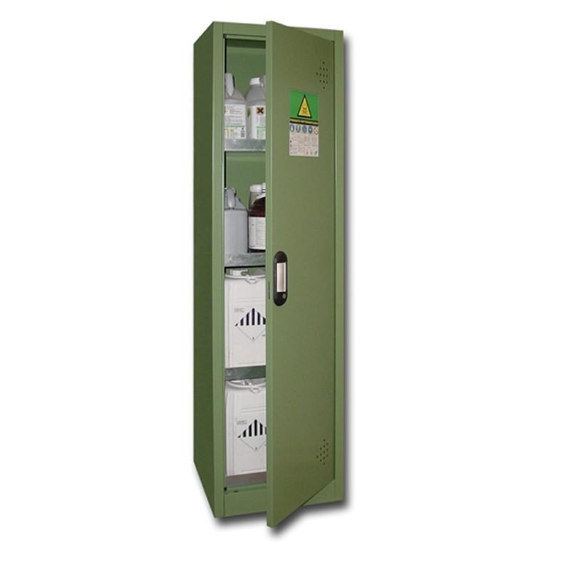 Armoire phytosanitaire monobloc, capacité de 150 litres