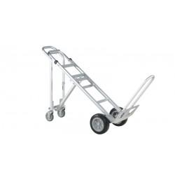 Diable chariot 3 positions aluminium