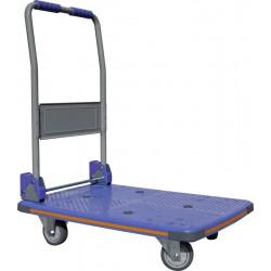 Chariot à dossier rabattable, charge 150 à 300 kg