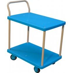 Chariot à plateau, charge 200 kg