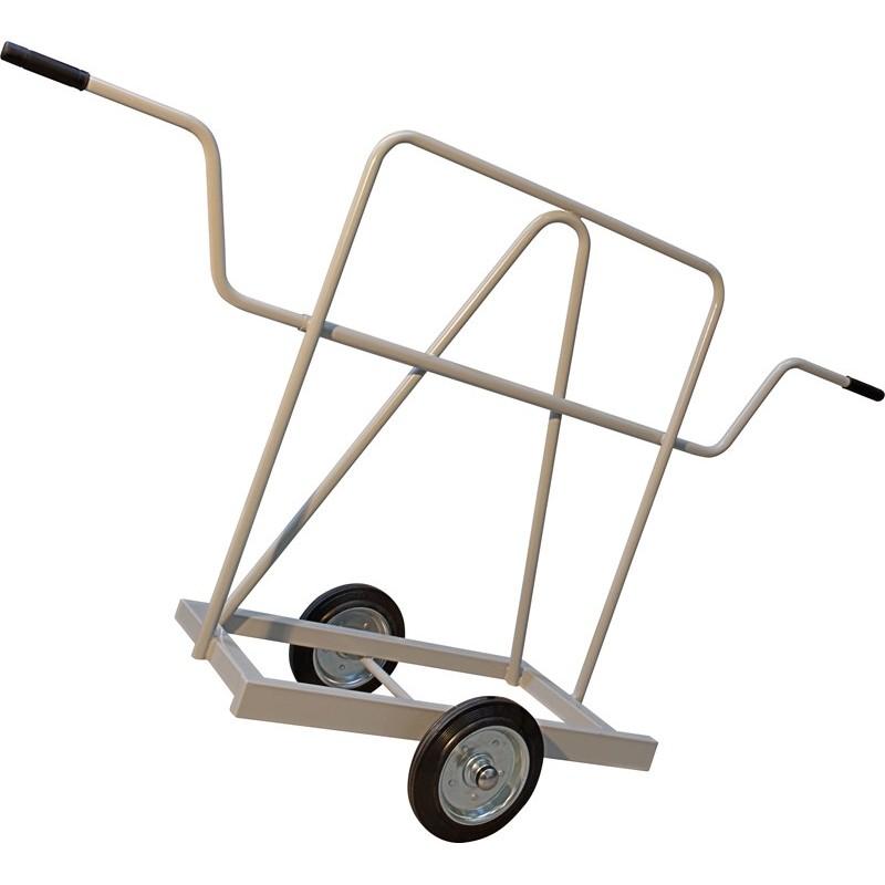 Chariot porte-panneaux, charge 400 kg