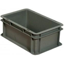 Bacs plastiques Norme Euro, 300 x 200 mm, 5 litres