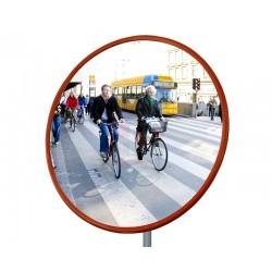 Miroir de surveillance extérieur, rond