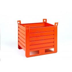Caisse-palettes sur semelles, capacité de 400 à 2000 kg