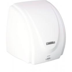 Sèche mains ABS Blanc