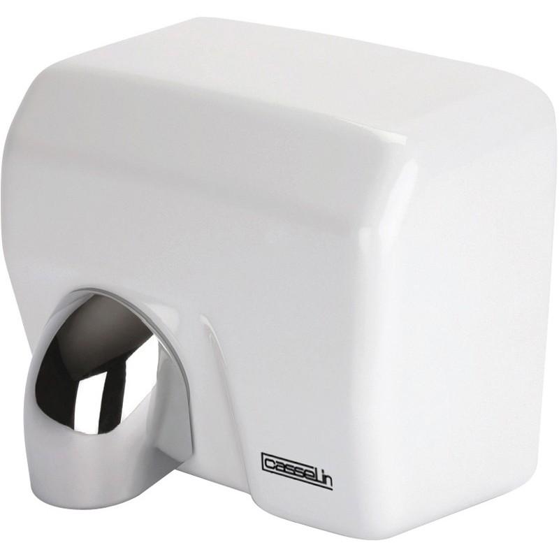 Sèche mains à bec blanc