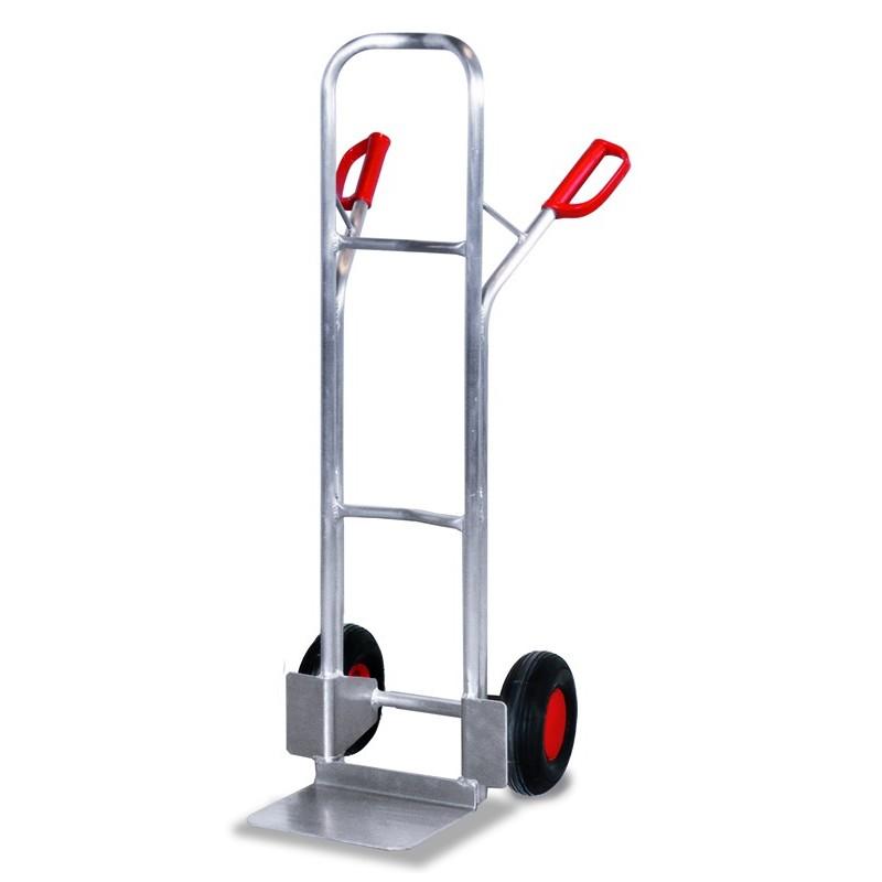 Diable en aluminium, charge 200 kg