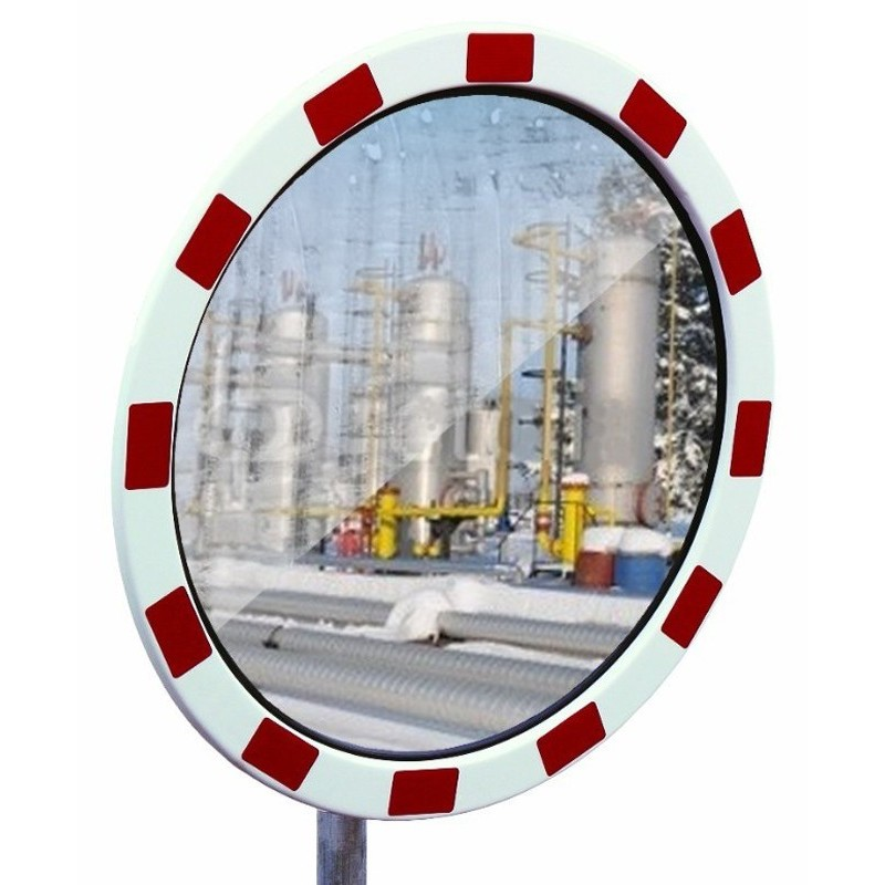 Miroir de surveillance anti bu e givre miroirs for Miroir de surveillance
