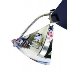 Miroir caissier 36x30x30 cm