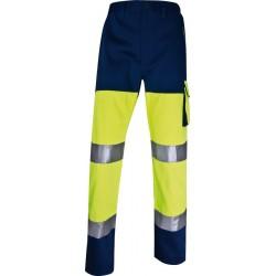 Pantalon haute-visibilité PANOSTYLE jaune