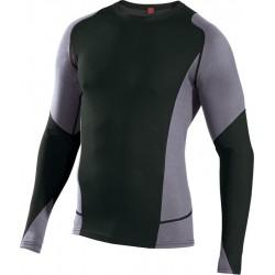 Ensemble sous-vêtements thermo régulateur VISBY gris/noir