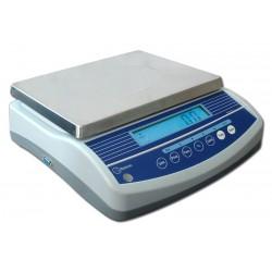 Balance poids seul compacte, capacité de 3 à 30 kg BW BAXTRAN non homologuée