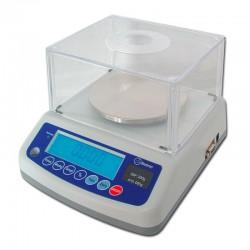 Balance de précision, capacité de 300 à 3000 g BAT BAXTRAN diam 120 mm