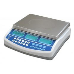 Balance compteuse, capacité de 3 à 30 kg BCP BAXTRAN