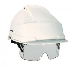 Casques avec lunettes intégrées IRIS 2 blanc