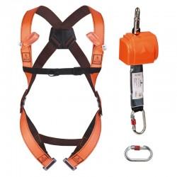 Kit anti-chute vertical et horizontal 2.5 m