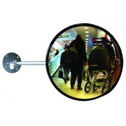 Miroir multi-usage rond