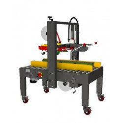 Machine à poser l'adhésif, largeur bande adhésive 72 mm