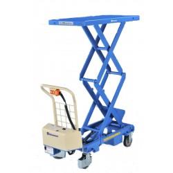 Table élevatrice électrique double ciseaux hydraulique 150 à 500 kg