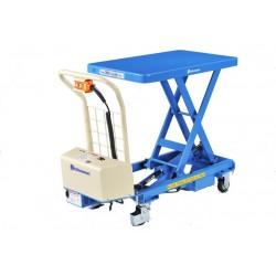 Table élevatrice électrique simple ciseaux hydraulique 300 à 800 kg