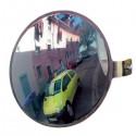 Miroir de sortie de garage économique