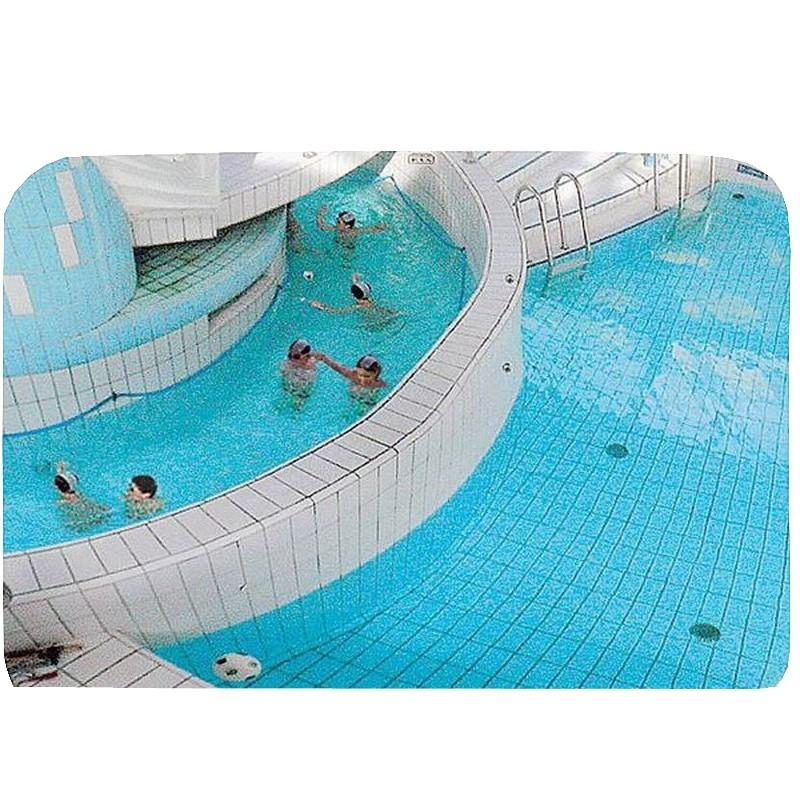 Miroir de surveillance spécial piscine, usage intérieur