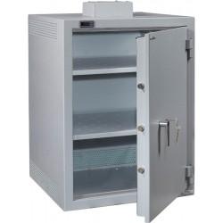Armoires fortes pour serveur informatique HARTMANN, 535 litres