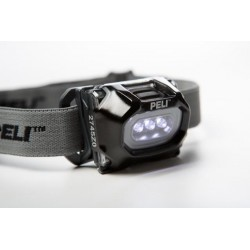 Lampe Frontale Headsup Lite PELI Atex Zone 0, autonomie 40h