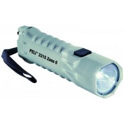 Lampe torche PELI Atex Zone 0, gris