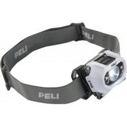 Lampe Frontale Headsup Lite PELI, autonomie 3h30, blanc