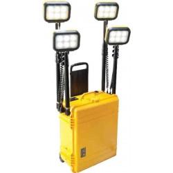Projecteur RALS PELI, 4 têtes d'éclairage