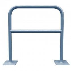 Barrière de sécurité, Ø 60 mm, galvanisé