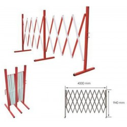 Barrière extensible 4 m