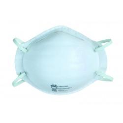 Lot de 20 masques anti-poussières jetables jusqu'à 4.5 x VME