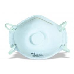 Lot de 12 masques soupapes anti-poussières jetables jusqu'à 12 x VME