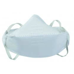 Lot de 20 masques pliables anti-poussières jetables jusqu'à 4.5xVME