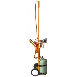 Chariot porte-bouteille à gaz, capacité 13 kg