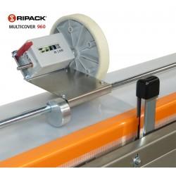 Soudeuse électrique de film RIPACK Multicover 960