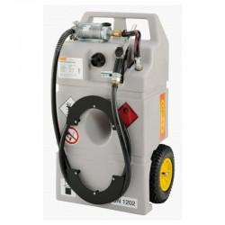 Caddy ravitaillement Gasoil CEMO pompe manuelle