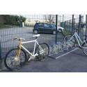 Rangement vélo 2 côtés, 10 places