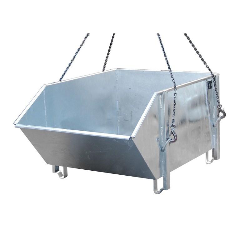 Conteneur pour matériaux de chantier BBG