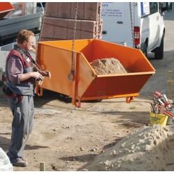 Conteneur pour matériaux de chantier BBK